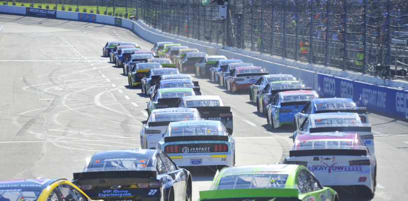 NASCAR Announces Rules Update For Short Tracks In 2020