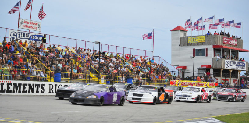 Dates Set For 2020 Season At Carteret County Speedway