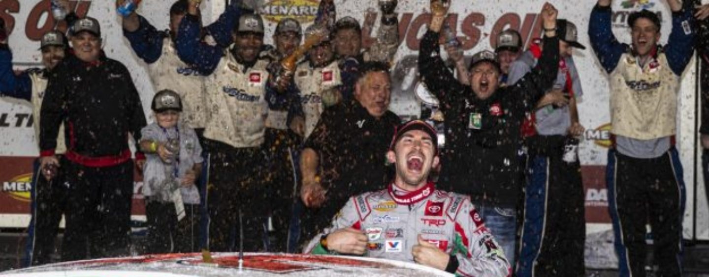 Michael Self Dominates For Second Daytona Win