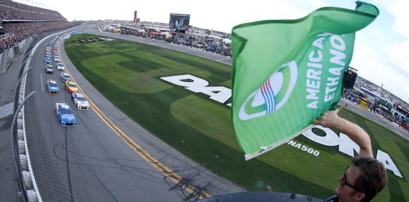 Daytona 500 Postponed To Monday Evening