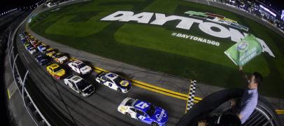 Joey Logano, William Byron Win Duels At Daytona International Speedway
