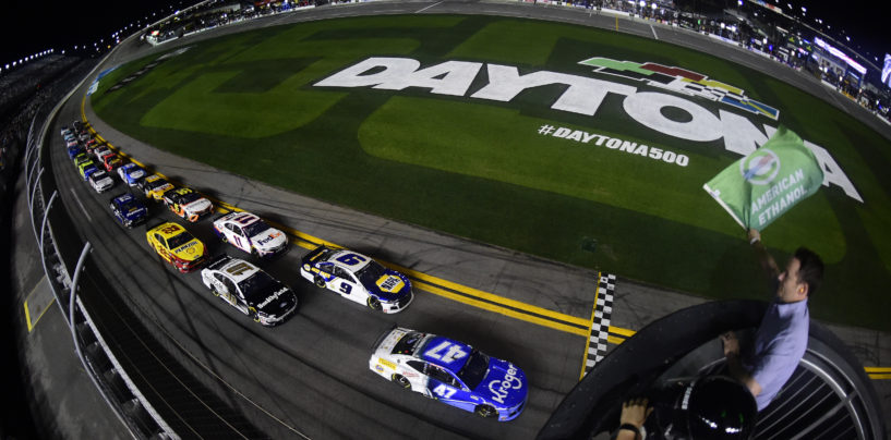 Joey Logano, William Byron Win Duels At Daytona International Speedway