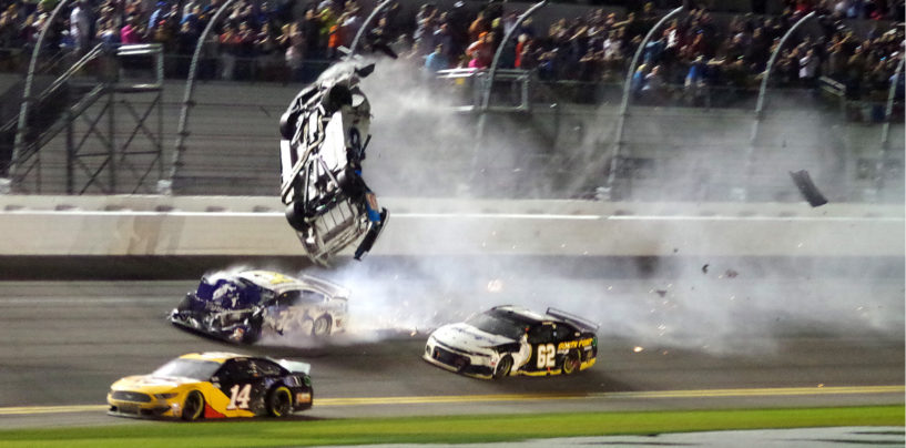 Ryan Newman Issues Statement Following Scary Daytona 500 Crash