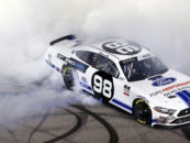 Chase Briscoe Wins Rain Delayed Boyd Gaming 300 at Las Vegas Motor Speedway