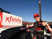 Harrison Burton Captures First NASCAR Xfinity Series Victory At Auto Club Speedway