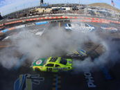 Brandon Jones Captures Toyota's 500th NASCAR National Series Victory in Arizona