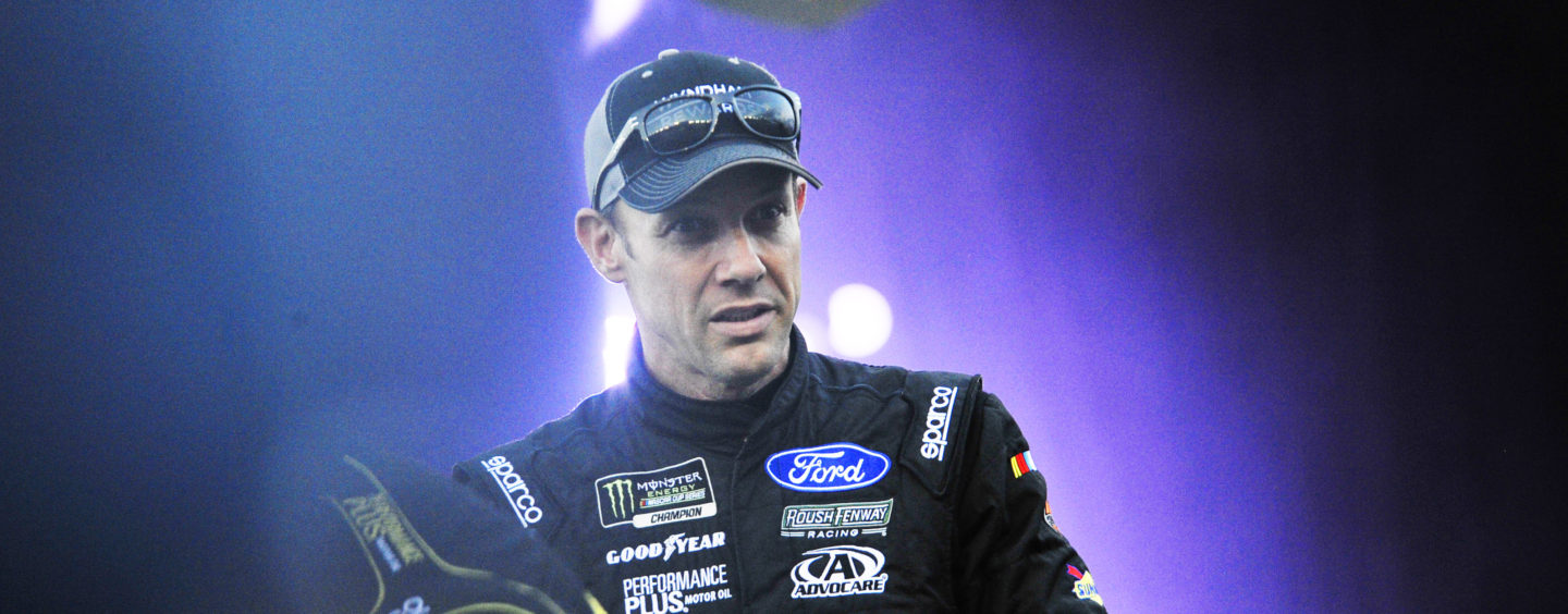 Matt Kenseth Will Replace Kyle Larson At Chip Ganassi Racing For Remainder Of 2020