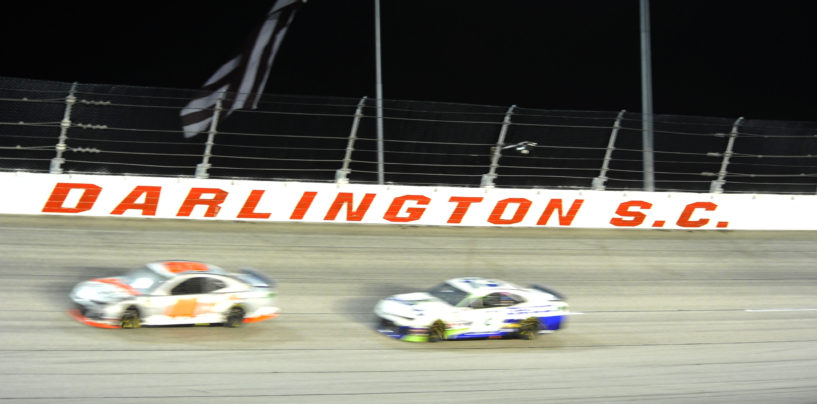 It's Official: NASCAR To Resume 2020 Season At Darlington Raceway In May