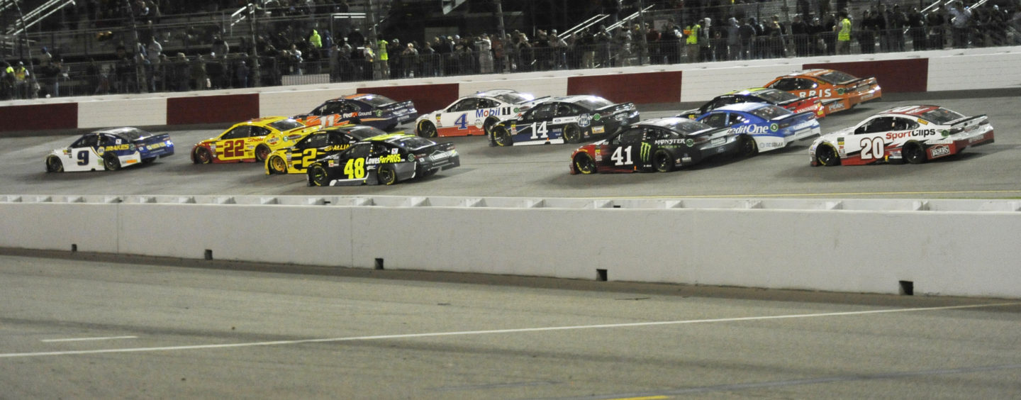Darlington, Charlotte Races Replace Events At Chicagoland, Richmond And Sonoma