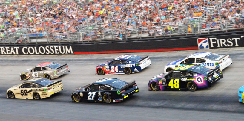 NASCAR Announces Second Installment In Return To Racing Schedule