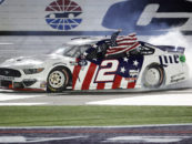 Late Caution Propels Brad Keselowski To Victory In Coca-Cola 600