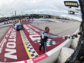 Kevin Harvick Tames The Lady In Black For 50th NASCAR Cup Series Win
