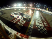 Denny Hamlin Wins Rain Shortened Race At Darlington