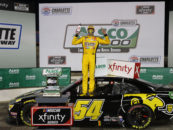 Kyle Busch Makes Last-Lap Pass For Ninth Xfinity Win At Charlotte