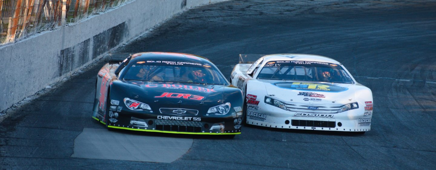 Pollard Bests Craig And Heim Wins First CARS Tour LMSC Event In Race Face Tel-Med 300 At Hickory
