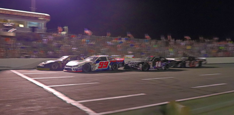 Millington Edges Riggs In Ace Photo Finish As Tempers Flare Between Contenders