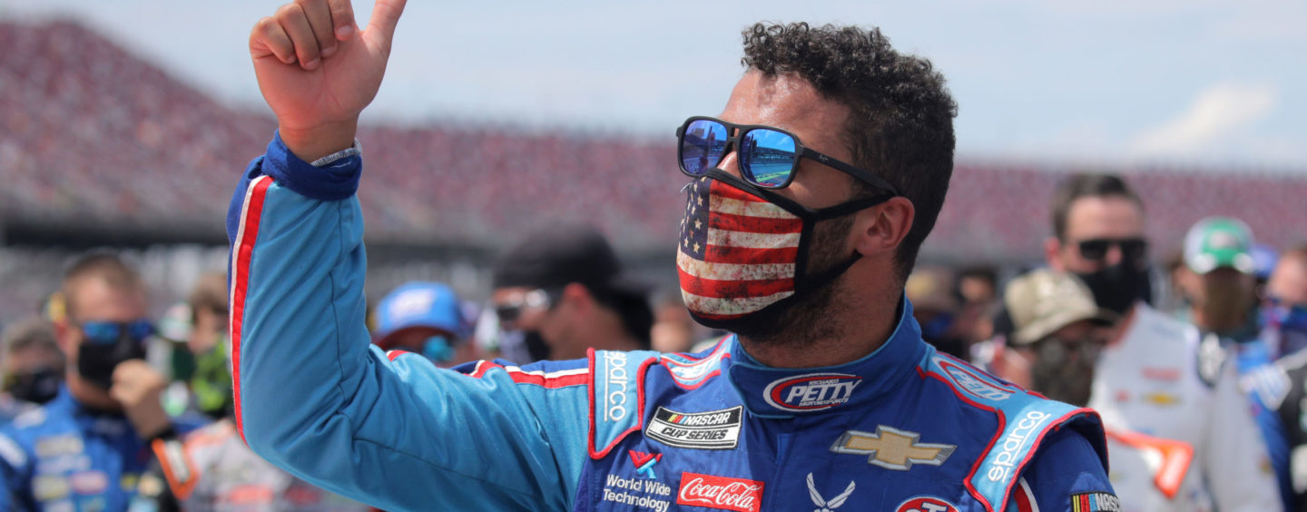 FBI Concludes Bubba Wallace Not Target Of Hate Crime At Talladega Superspeedway