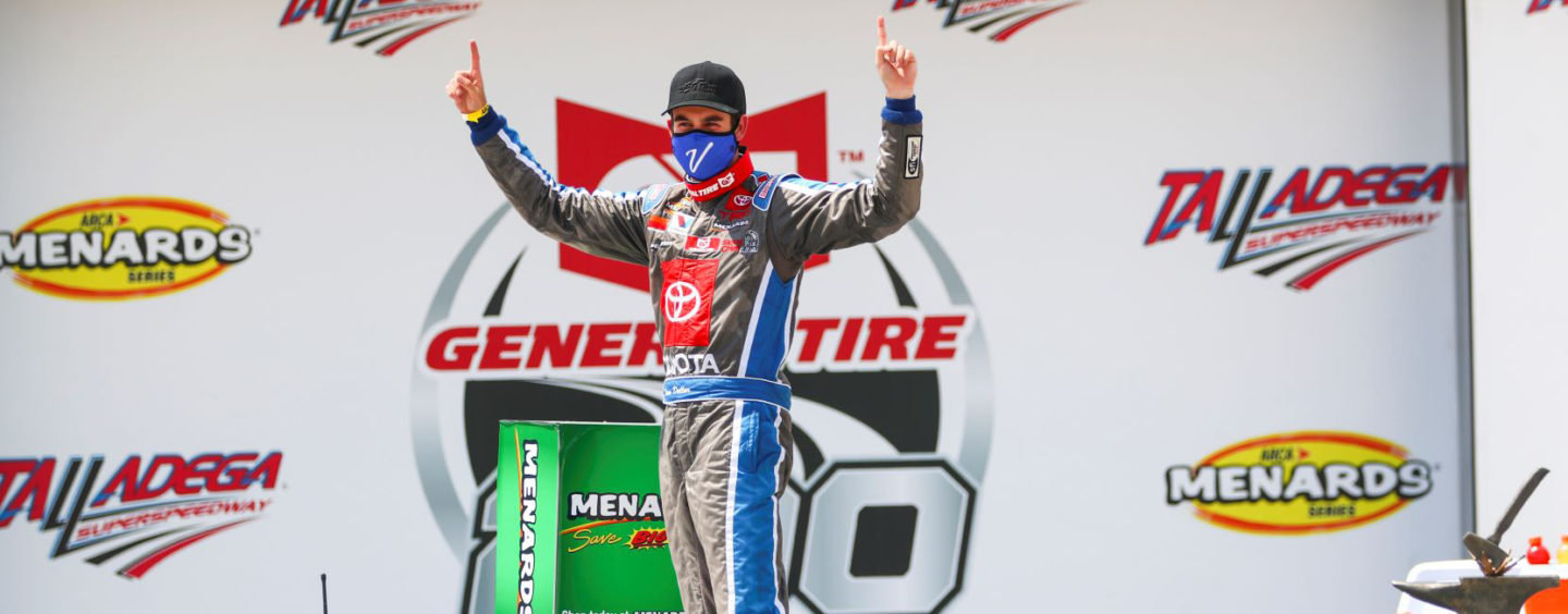 Dollar Gets Big Payday In General Tire 200 ARCA Menards Series Race At Talladega Superspeedway