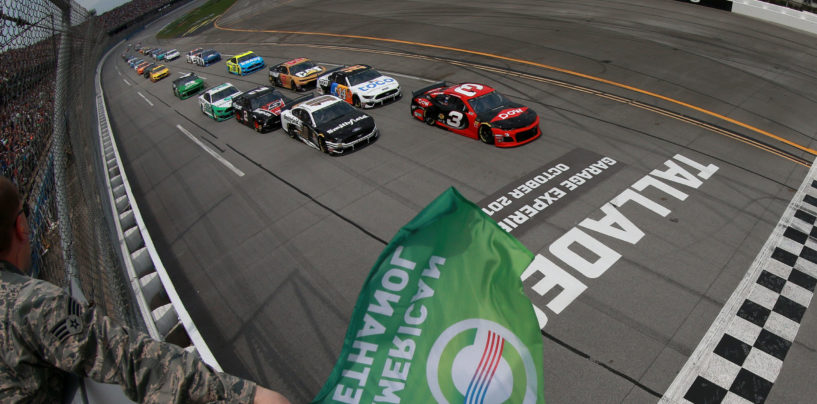 GEICO 500 At Talladega Superspeedway Postponed To Monday