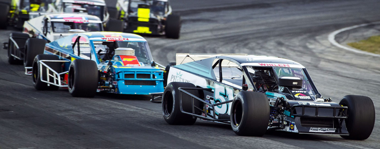 After Bump, Justin Bonsignore Runs To White Mountain Win