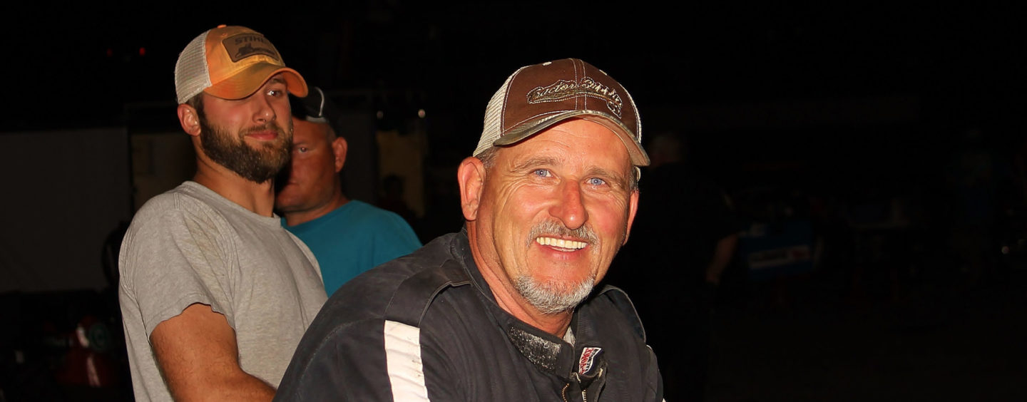 """""""Mr. Excitement"""" Jimmy Mullins Set For Modified Debut At Franklin County Speedway"""