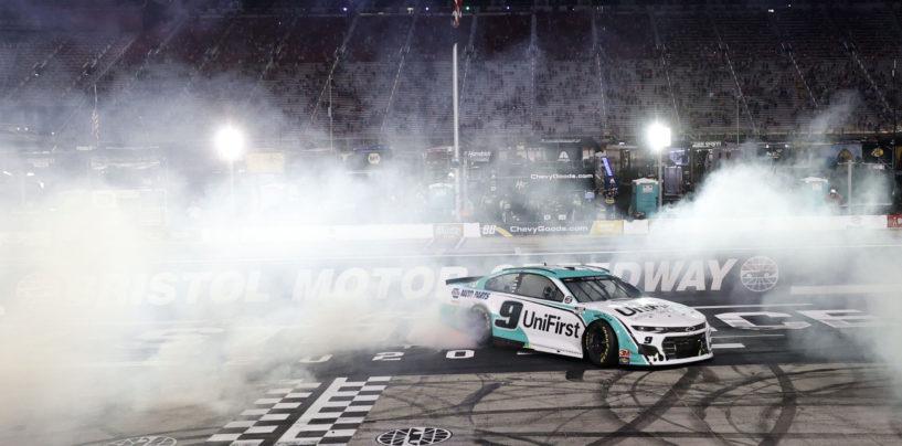 Chase Elliott Wins NASCAR All-Star Race At Bristol Motor Speedway