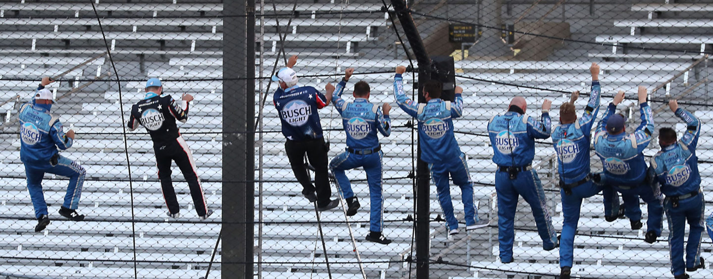 Kevin Harvick Captures Third Indy Victory In NASCAR Overtime