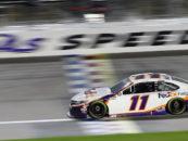 Denny Hamlin Captures Fifth Victory Of 2020 At Kansas Speedway On Thursday