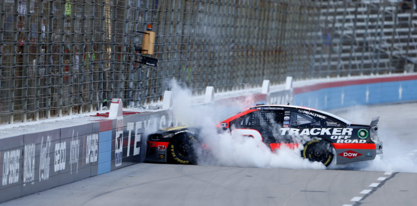 Austin Dillon Wins Big In Texas, Snaps 88-Race Winless Streak