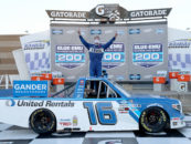 Austin Hill Continues Impressive Season With Win At Kansas Speedway