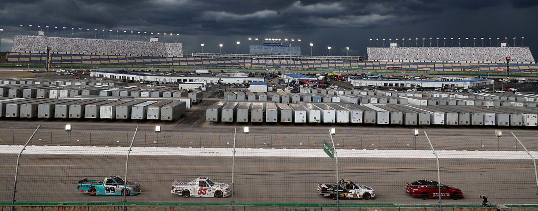 Sheldon Creed Earns First Career Gander Trucks Win In Rain-Shortened Race