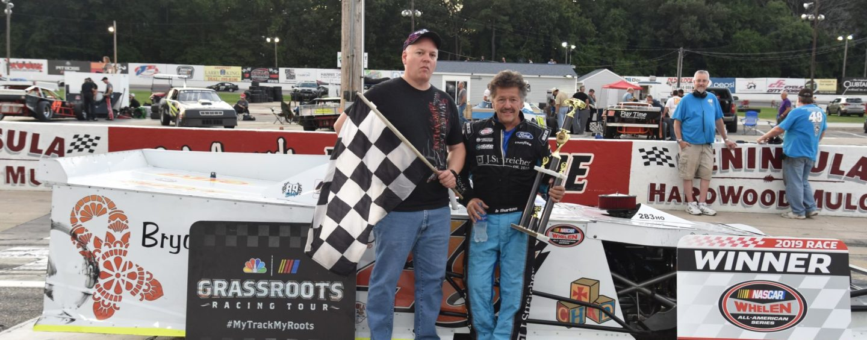 Shawn Balluzzo Passes Away Following Modified Crash At Langley Speedway
