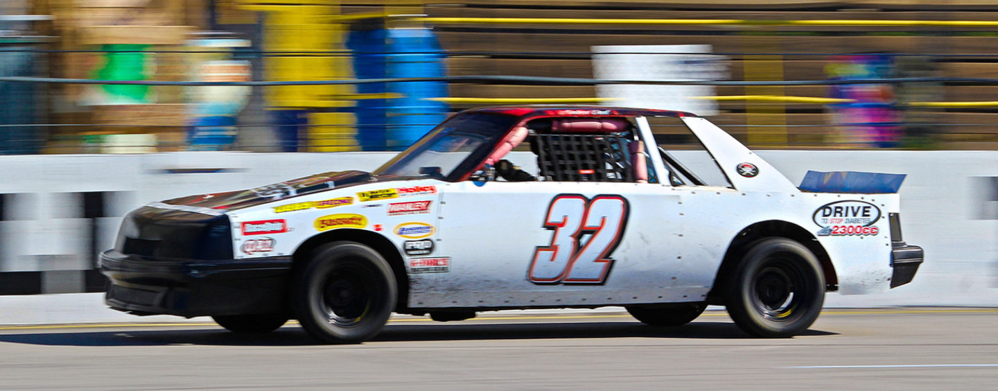 Andrew Deal Excited To Get Back On Track At Carteret County Speedway
