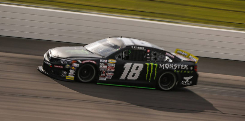 Ty Gibbs Puts On Another Dominating Display At Iowa