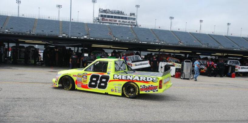 NASCAR Throwback Weekend Expands Racing At Darlington Raceway On Sept. 5-6