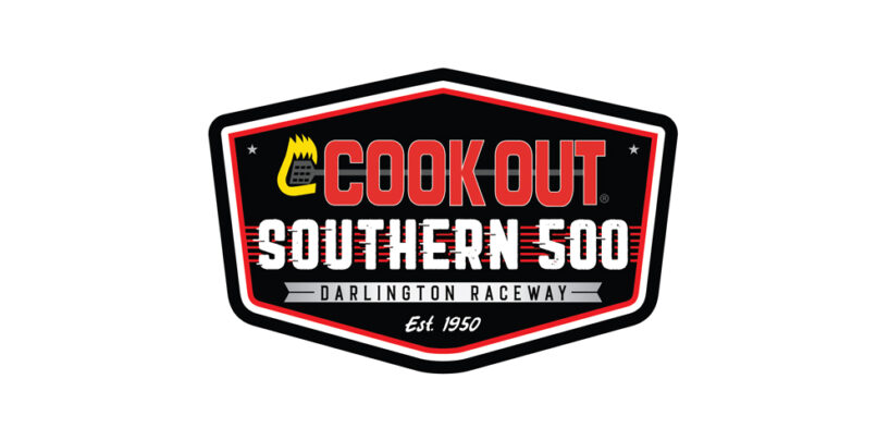 Cook Out & Darlington Raceway Partner On Entitlement For The Cook Out Southern 500®