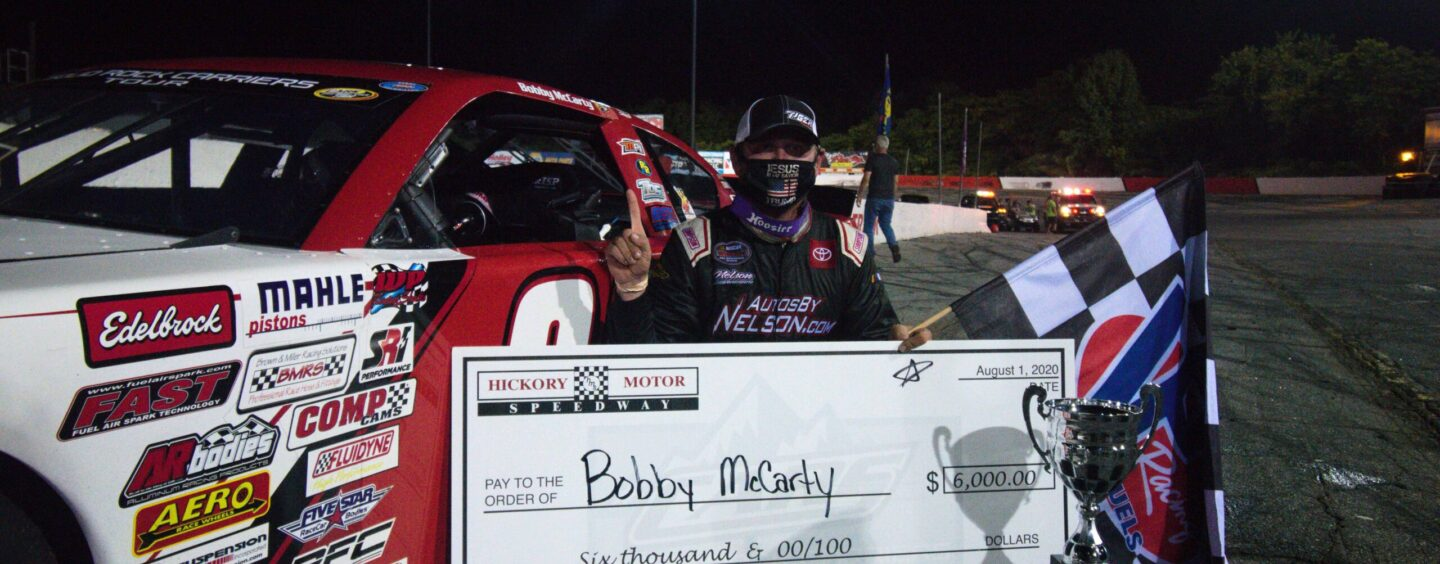 Craig And McCarty Command Cloer Construction 250 At Hickory