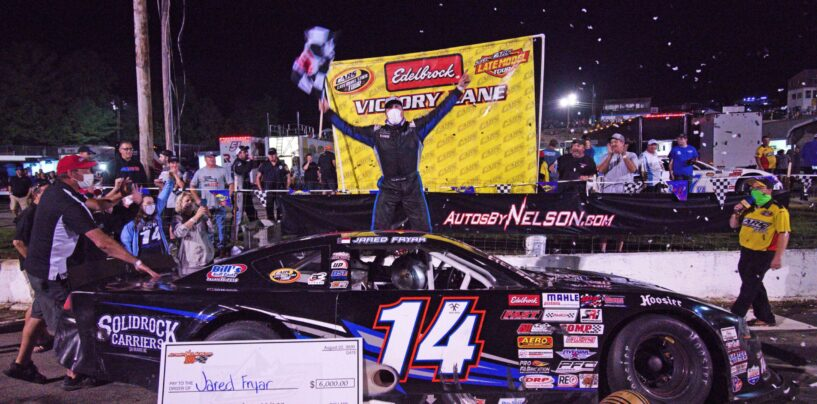 Fryar Bests Looney And Pollard Scores Victory In Franklin County Thriller