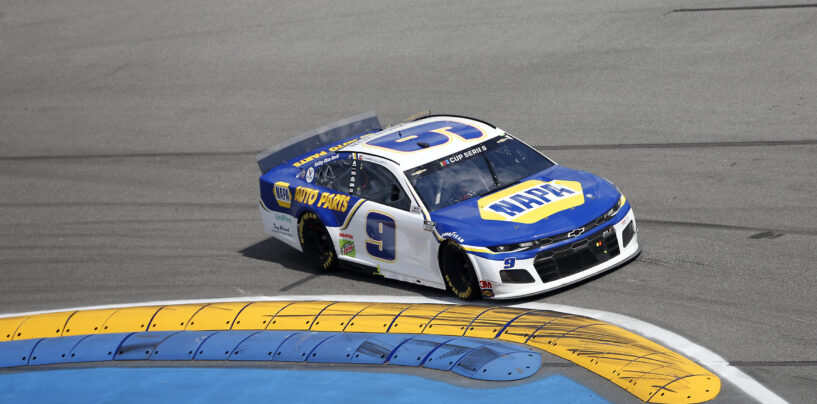 Chase Elliott Outruns Denny Hamlin To Win First NASCAR Cup Series Race At The Daytona Road Course