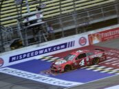 Kevin Harvick Continues Season Dominance At Michigan; Captures Fifth Win Of 2020