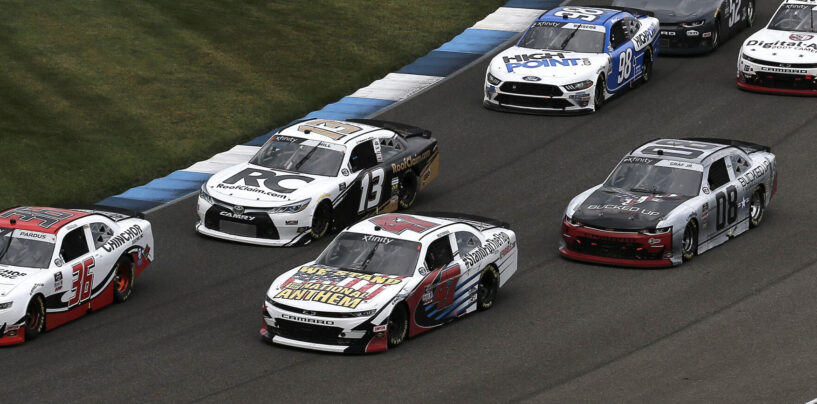 Preston Pardus Eyes Home Track On Heels Of Career-Best NASCAR Xfinty Finish