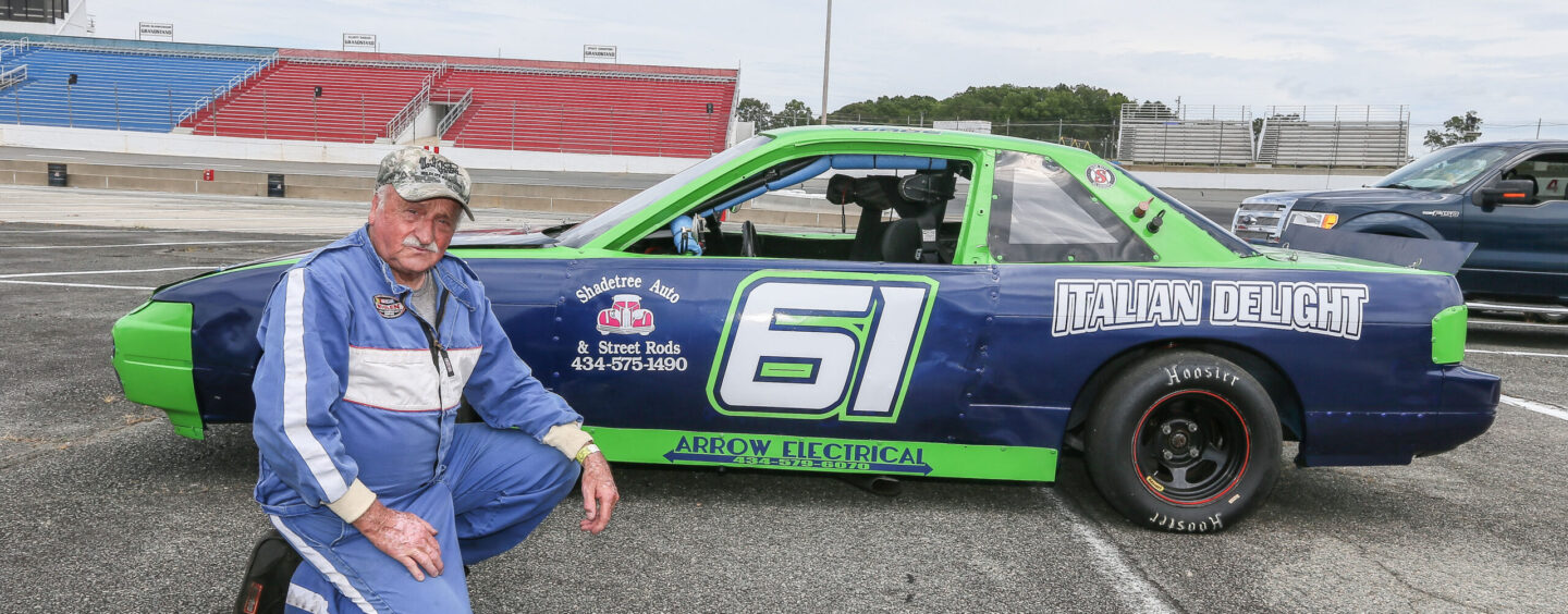 Wade Ready As He Looks Forward To When Racing Can Return To South Boston Speedway