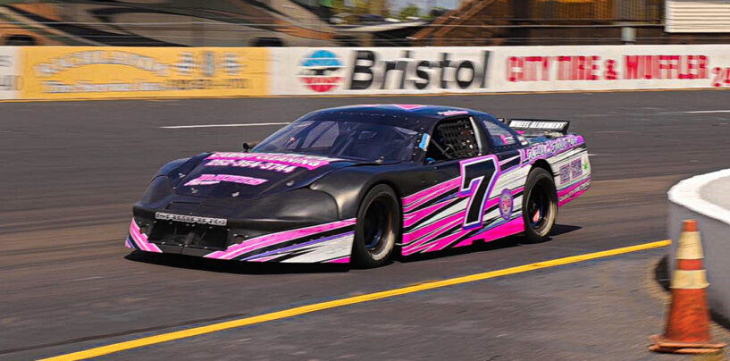 Brandon Clements Takes Victory In Davey Allison Memorial At Carteret County Speedway