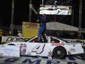 Findley Finds Victory Lane At Home In Radley Chevrolet 125