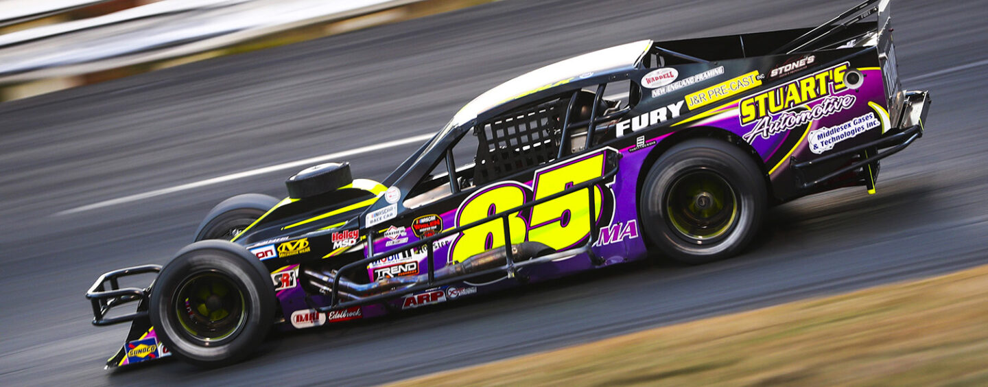 Ron Silk Sails To Stafford Victory
