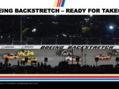 Darlington Raceway & Boeing Ready For Takeoff With The Boeing Backstretch