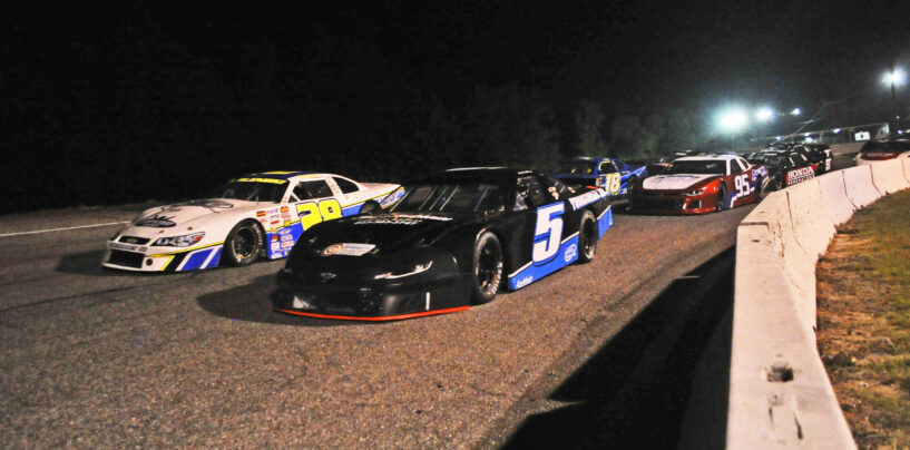 PHOTOS: Florence Motor Speedway, September 4, 2020