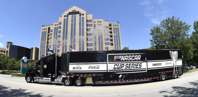 McLeod Health Honored In NASCAR Hauler Salute To Healthcare Heroes Powered By Verizon