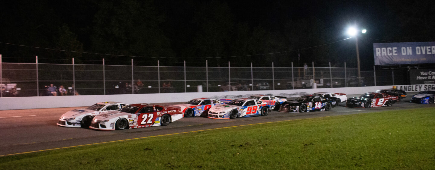 Solid Rock Carriers CARS Tour To Run Aaron's 250 At Florence, SLM Title To Be Decided At All-American 400