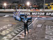 Kevin Harvick Holds Off Kyle Busch At Bristol Motor Speedway For Ninth Win Of Season